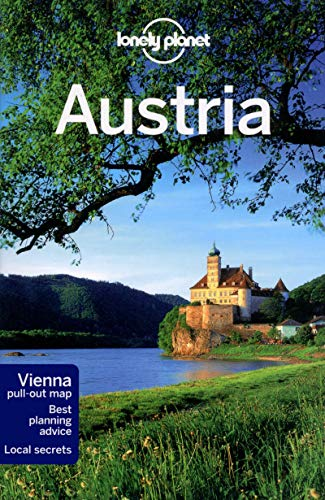 9781742200477: Lonely Planet Austria (Travel Guide)