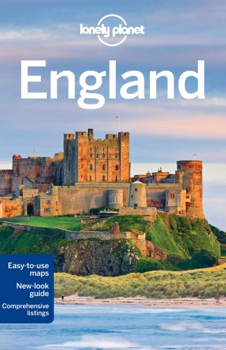 Lonely Planet England (Travel Guide): Lonely Planet, Else,