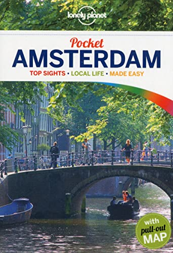 9781742200545: Lonely Planet Pocket Amsterdam (Travel Guide)