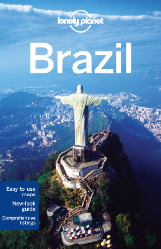 9781742200606: Lonely Planet Brazil (Travel Guide)