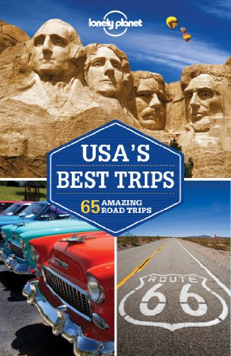 9781742200637: Lonely Planet USA's Best Trips (Travel Guide)
