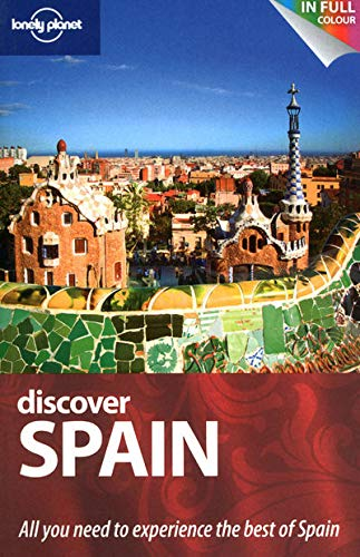 9781742200996: Discover Spain (Au and UK) (Lonely Planet Discover Guides)