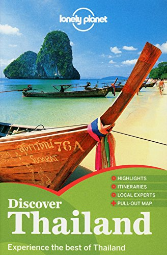 9781742201146: Lonely Planet Discover Thailand (Travel Guide)