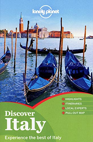 Lonely Planet Discover Italy (Travel Guide): Lonely Planet, Alison