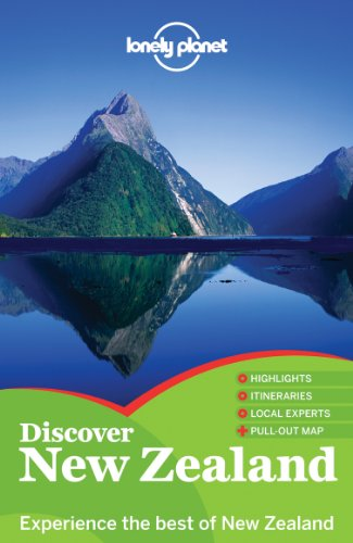 Lonely Planet Discover New Zealand (Travel Guide): Lonely Planet, Charles