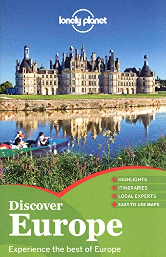 Lonely Planet Discover Europe (Full Color Multi: Oliver Berry, Anthony
