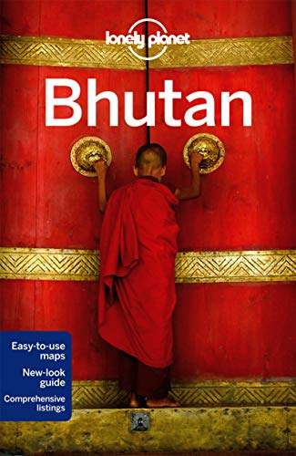 Lonely Planet Bhutan (Travel Guide): Lonely Planet; Brown, Lindsay; Mayhew, Bradley