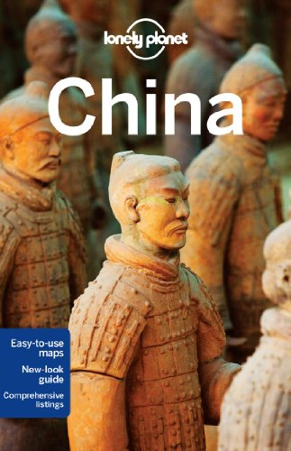 9781742201382: Lonely Planet China (Travel Guide)