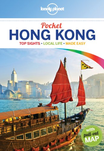 9781742201405: Lonely Planet Pocket Hong Kong (Travel Guide)