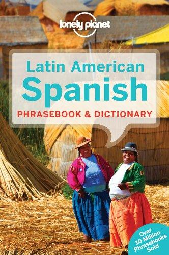 9781742201870: Latin American Spanish Phrasebook (Phrasebooks)