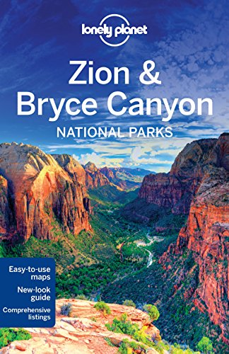 Lonely Planet Zion Bryce Canyo