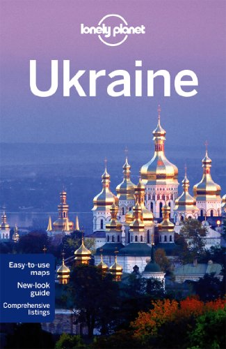 9781742202051: Lonely Planet Ukraine (Travel Guide)