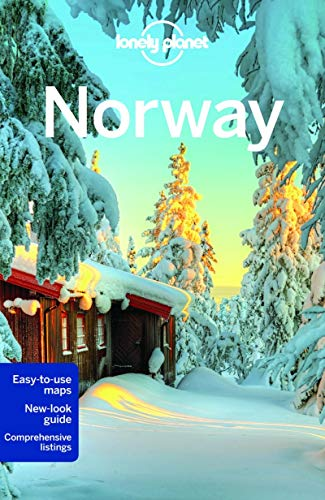 Lonely Planet Norway (Travel Guide): Lonely Planet; Ham, Anthony; Butler, Stuart; Wheeler, Donna