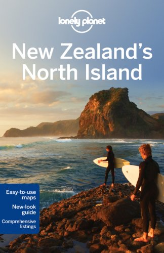 Lonely Planet New Zealand's North Island (Travel: Lonely Planet, Brett