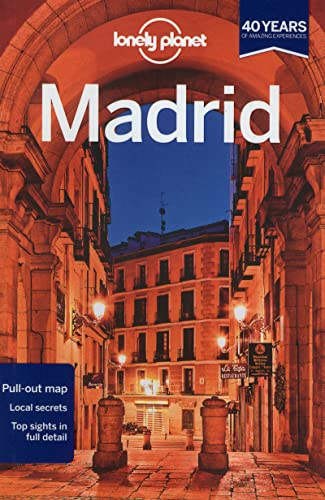 9781742202174: Madrid 7 (inglés) (City Guides)