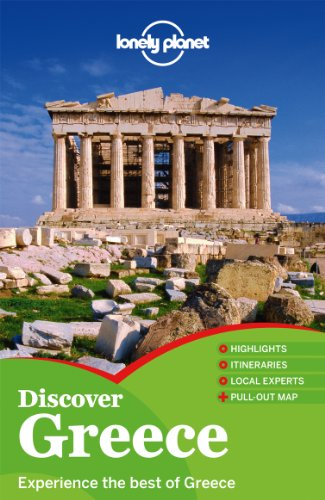 9781742202266: Lonely Planet Discover Greece (Travel Guide)