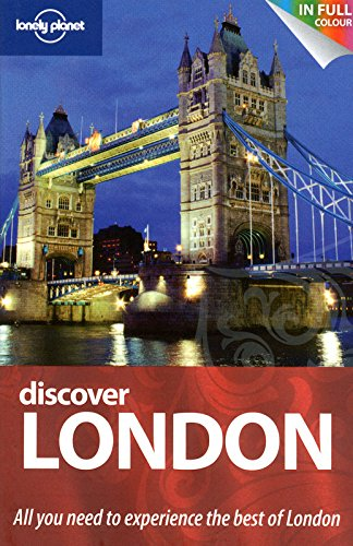 9781742202754: Lonely Planet Discover London (Lonely Planet Discover Guides)