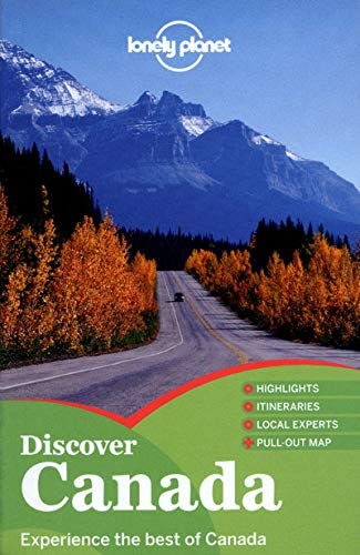 9781742202846: Lonely Planet Discover Canada (Travel Guide)