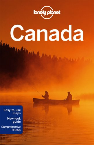 Travel Guide Canada by Karla Zimmerman 2014 Paperback Revised