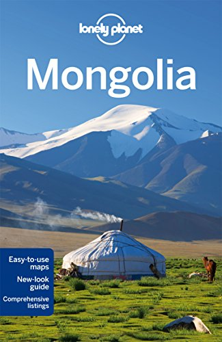 9781742202990: Lonely Planet Mongolia (Travel Guide)