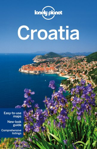 9781742203027: Croatia 7 (Travel Guide)