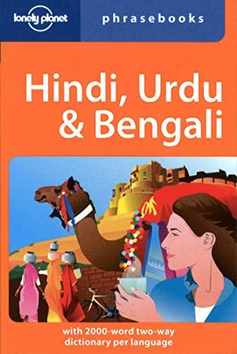 9781742203065: Lonely Planet Hindi, Urdu & Bengali Phrasebook (Lonely Planet Phrasebook: Hindi, Urdu & Bengali)