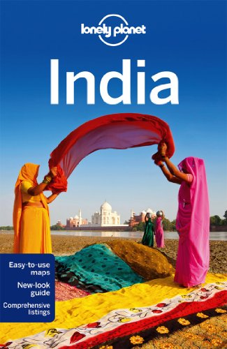 9781742204123: Lonely Planet India (Travel Guide)
