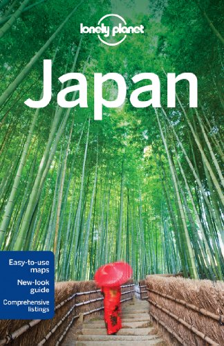 Japan: Lonely Planet; Rowthorn,