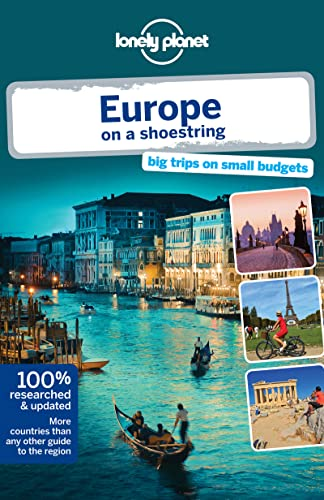 9781742204178: Lonely Planet Europe on a shoestring (Travel Guide)