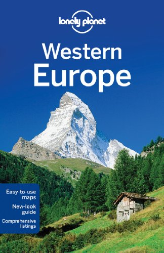 Lonely Planet Western Europe (Travel Guide): Lonely Planet, Ryan