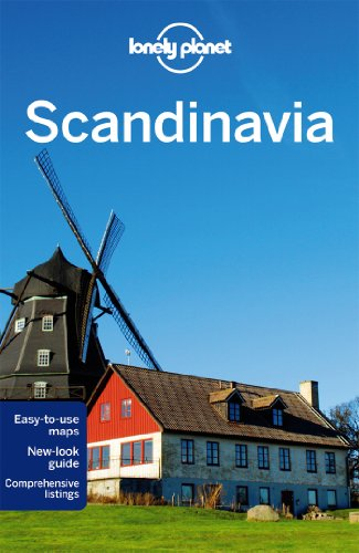 Lonely Planet Scandinavia (Travel Guide): Lonely Planet; Symington, Andy; Bain, Carolyn; Bonetto, ...