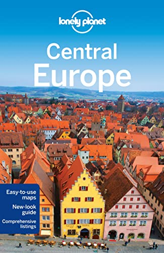 9781742204215: Lonely Planet Central Europe (Travel Guide)