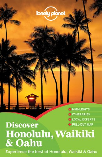 9781742204666: Lonely Planet Discover Honolulu, Waikiki & Oahu (Travel Guide)