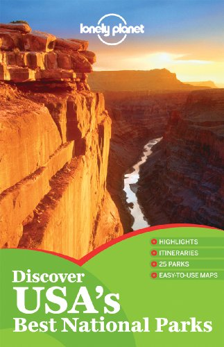 9781742204918: Lonely Planet Discover USA's Best National Parks (Travel Guide)