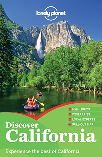 Lonely Planet Discover California (Travel Guide): Lonely Planet, Kohn,