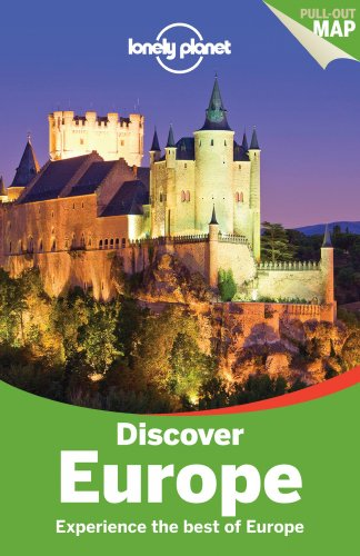 Lonely Planet Discover Europe (Travel Guide): Lonely Planet, Oliver