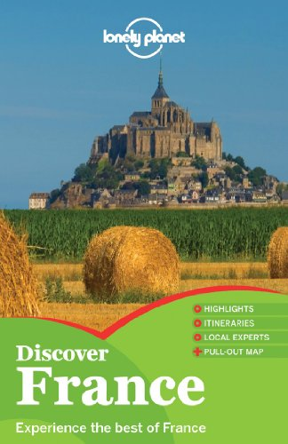 9781742205649: Lonely Planet Discover France (Travel Guide)