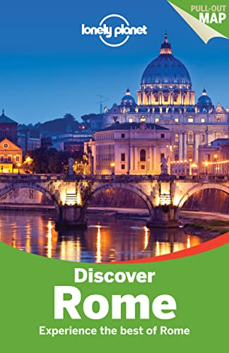 Travel Guide Discover Rome by Abigail Hole 2014 Paperback Revised