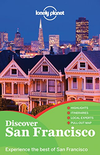 Lonely Planet Discover San Francisco (Travel Guide): Vlahides, John A,