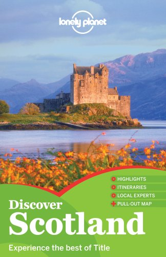 Travel guide scotland by lonely planet publications staff for Travel guide to scotland