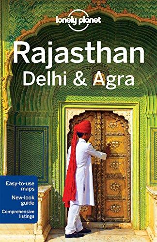 9781742205779: Lonely Planet Rajasthan, Delhi & Agra [Lingua Inglese]