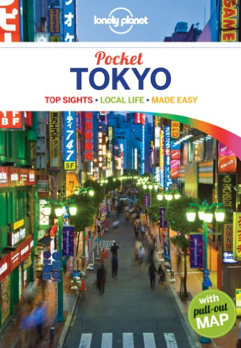 9781742205816: Pocket Tokyo 4 (Pocket Guides)