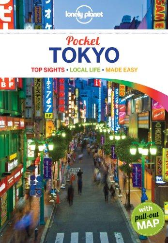 9781742205816: Pocket Tokyo 4ed - Anglais