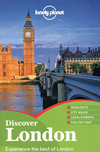 9781742205854: Lonely Planet Discover London (Travel Guide)