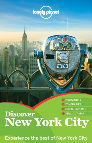 9781742205861: Discover New York City (Travel Guide)