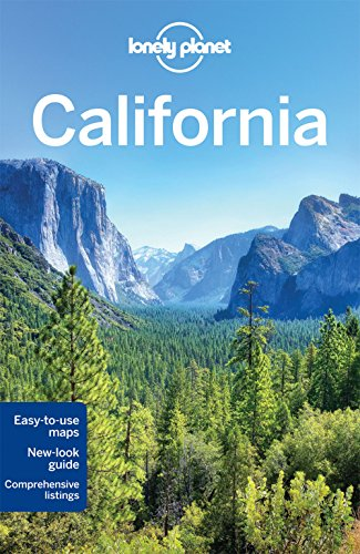 Lonely Planet California (Travel Guide): Lonely Planet; Benson, Sara; Bender, Andrew; Bing, Alison;...