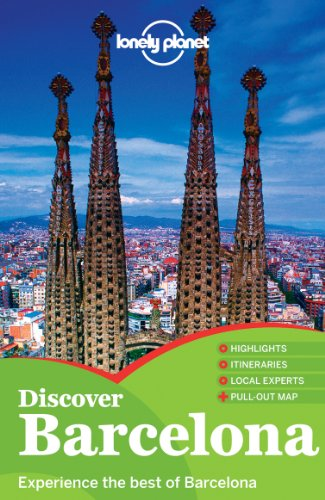 9781742206233: Lonely Planet Discover Barcelona (Travel Guide)