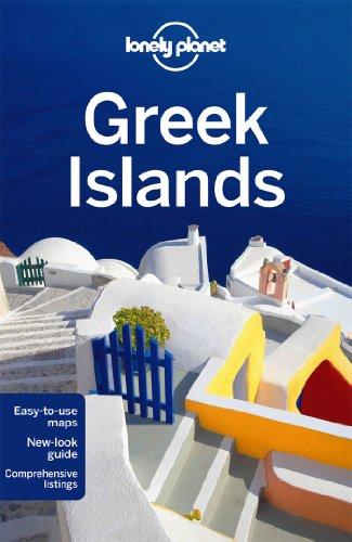 9781742207278: Greek Islands 8 (Country Regional Guides)