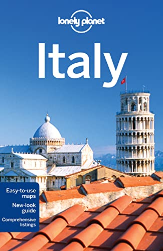 9781742207292: Lonely Planet Italy (Travel Guide)