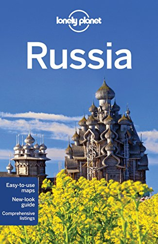 Lonely Planet Russia (Travel Guide): Lonely Planet; Richmond, Simon; Bennetts, Marc; Di Duca, Marc;...